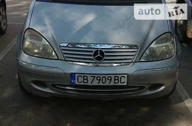 Mercedes-Benz A 160  2002