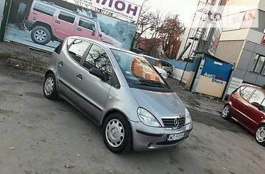 Mercedes-Benz A 160  2000