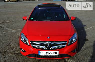 Mercedes-Benz A 180 Urban 2013
