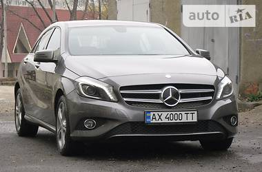 Mercedes-Benz A 200 CDI URBAN 2014