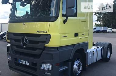 Mercedes-Benz Actros 1844 2012