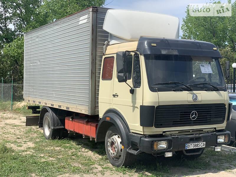 Mercedes-Benz Atego 1222