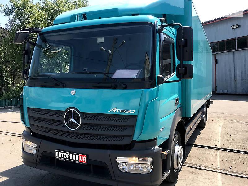 Mercedes-Benz Atego 1228