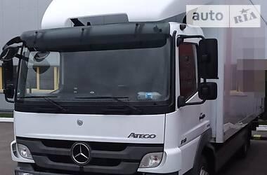 Mercedes-Benz Atego 818  2014