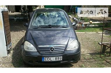 Mercedes-Benz B 160 elegants 2001