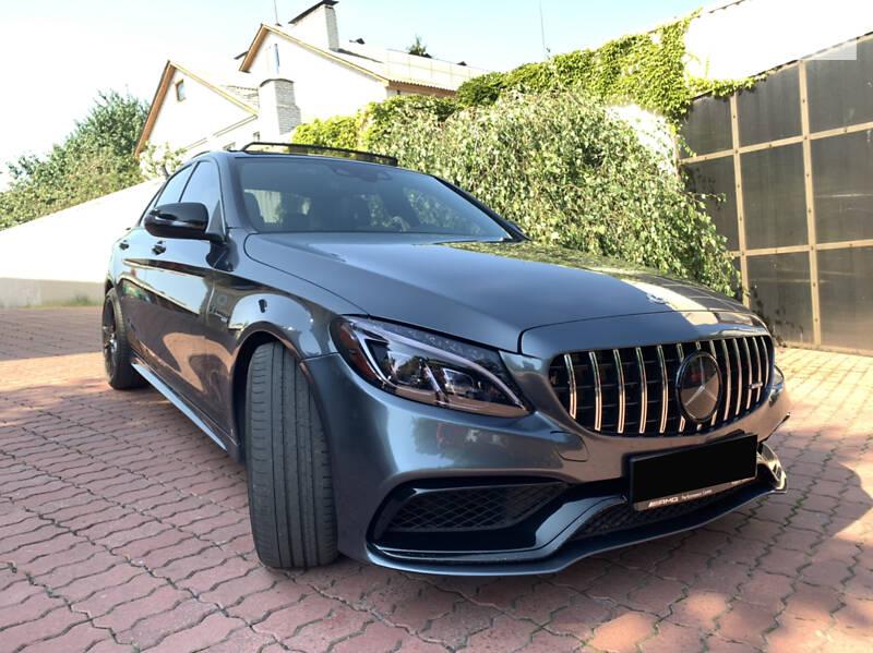 Mercedes-Benz C 450