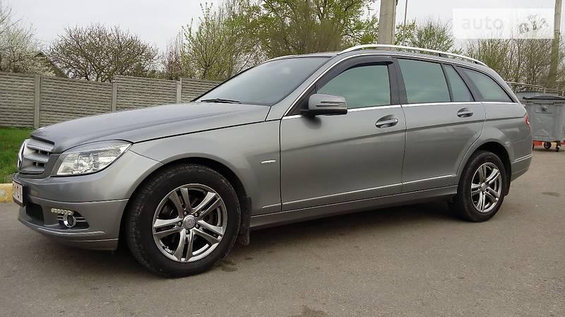Mercedes-Benz C 2008 года