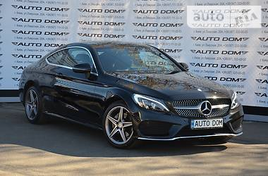 Mercedes-Benz C-Class AMG 4 MATIC COUPE  2016