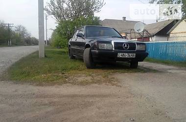 Mercedes-Benz C-Class w201 1986
