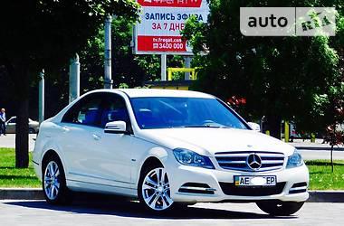 Mercedes-Benz C-Class   Avantgarde 2012