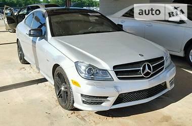 Mercedes-Benz C-Class 1.8L 4 2013