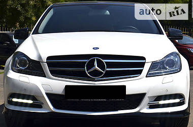 Mercedes-Benz C-Class 2.2 CDI 2014
