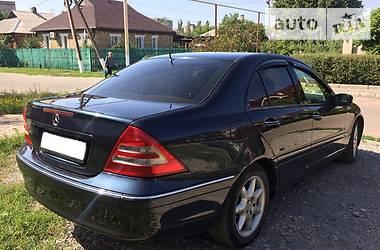 Mercedes-Benz C-Class c240 w203 2000
