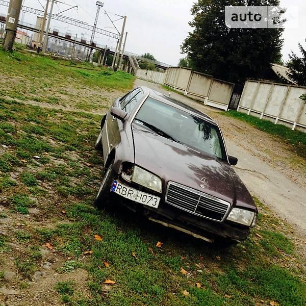 Mercedes-Benz C 1993 року