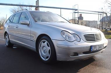 Mercedes-Benz C-Class 2.7 CDI 2002