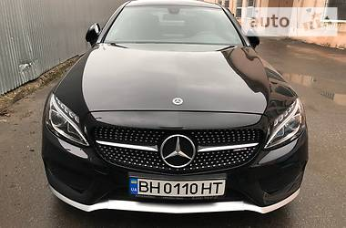 Mercedes-Benz C-Class C43 AMG Coupe 2017