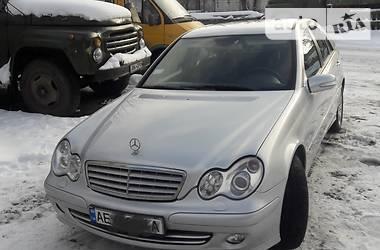 Mercedes-Benz C-Class c 180 2006