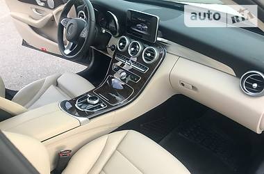 Mercedes-Benz C-Class C300 4MATIC 2017