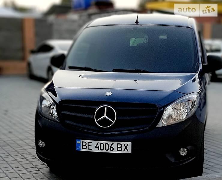 Mercedes-Benz Citan груз.