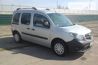 Mercedes-Benz Citan Long 111 CDI   2014