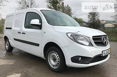Mercedes-Benz Citan EXTRAlong 2015
