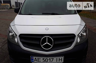 Mercedes-Benz Citan EXTRA LONG 2014