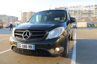 Mercedes-Benz Citan 109CDI. 66kwt 2014