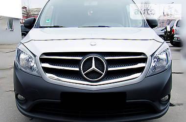Mercedes-Benz Citan 111 cdi 2015
