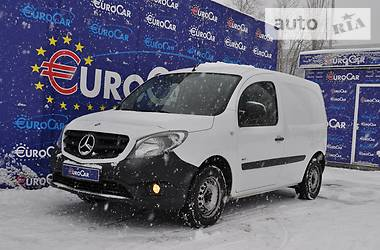 Mercedes-Benz Citan 66 kW LonG 2013