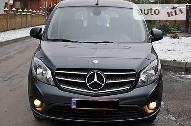 Mercedes-Benz Citan 109 CDI груз.-пас. 2015