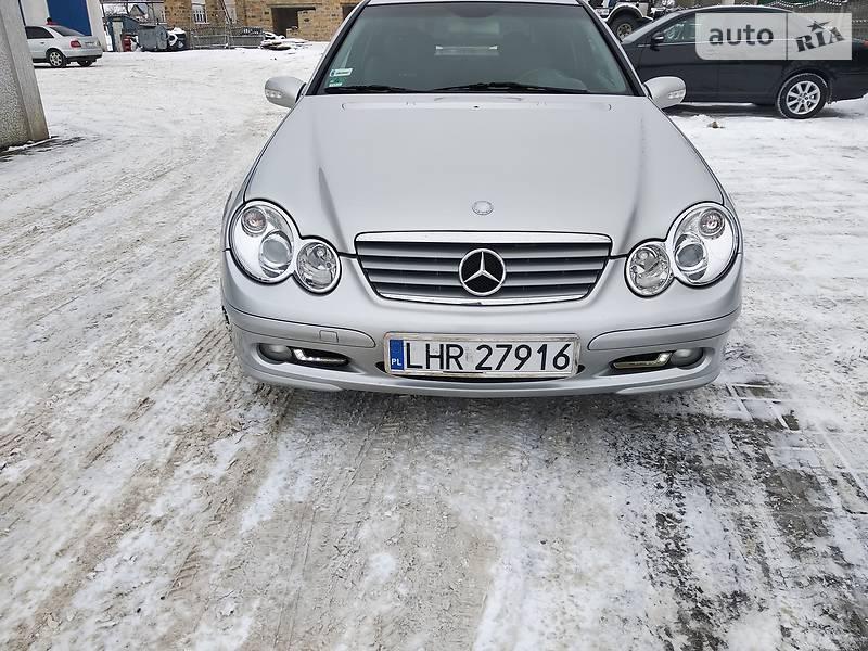 Mercedes-Benz CL 200
