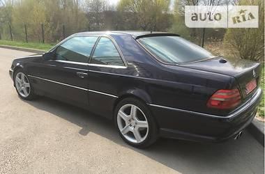 Mercedes-Benz CL 420  1997