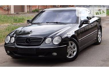 Mercedes-Benz CL 500 Lorinser 2003