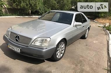 Mercedes-Benz CL 500  1995