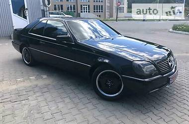 Mercedes-Benz CL 500  1996