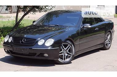 Mercedes-Benz CL 500 Lorinser 2002
