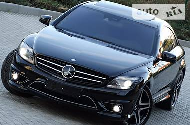 Mercedes-Benz CL 55 AMG AMG///RESTAIL 2009
