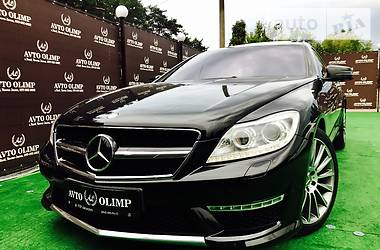 Mercedes-Benz CL 550 6.3 AMG 2010