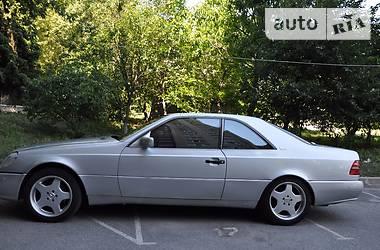 Mercedes-Benz CL 600  1997