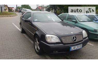Mercedes-Benz CL 600  1994