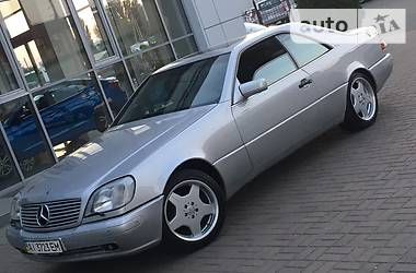 Mercedes-Benz CL 600  1998