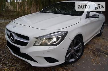 Mercedes-Benz CLA 200  2013