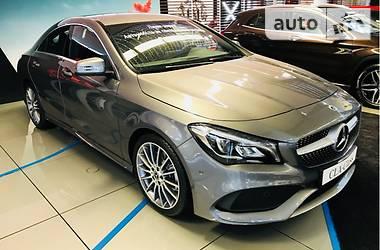 Mercedes-Benz CLA 220  2017