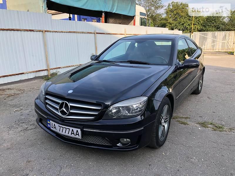 Mercedes-Benz CLC 220