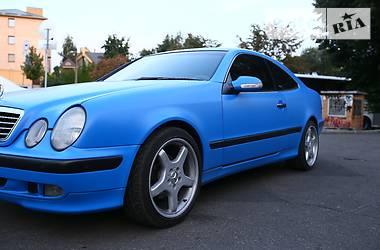 Mercedes-Benz CLK 200 kompressor 2001