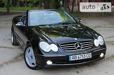 Mercedes-Benz CLK 200 Kompressor Cabrio 2005