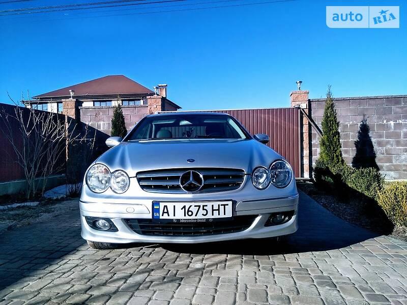 Mercedes-Benz CLK 220
