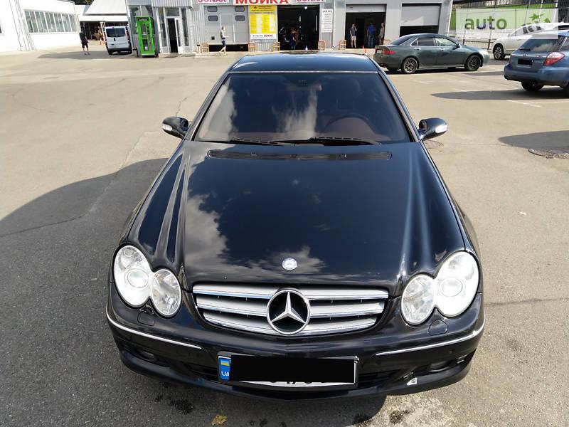 Mercedes-Benz CLK 280