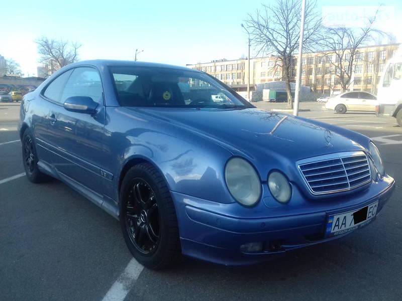 Mercedes-Benz CLK 430