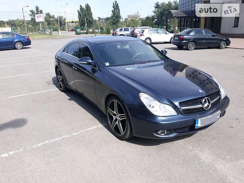 Mercedes-Benz CLS 320